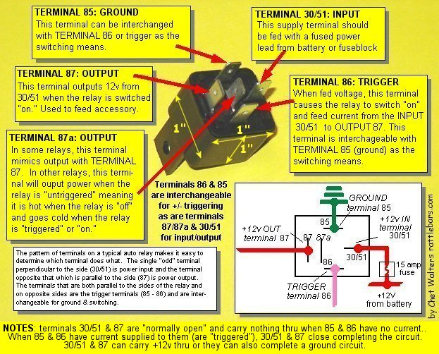 2 basicrelay wiring help centech and hella ff50 adventure rider centech ap-2 wiring diagram at bayanpartner.co